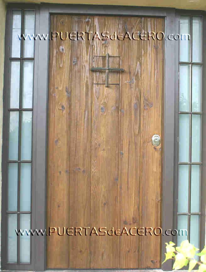 Se puede fabricar una puerta con ventana interna inscrita y aperturable