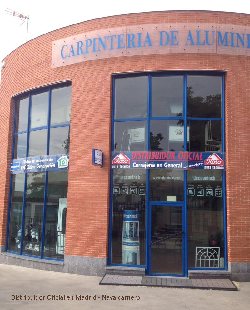 Tienda en Navalcarnero - Madrid