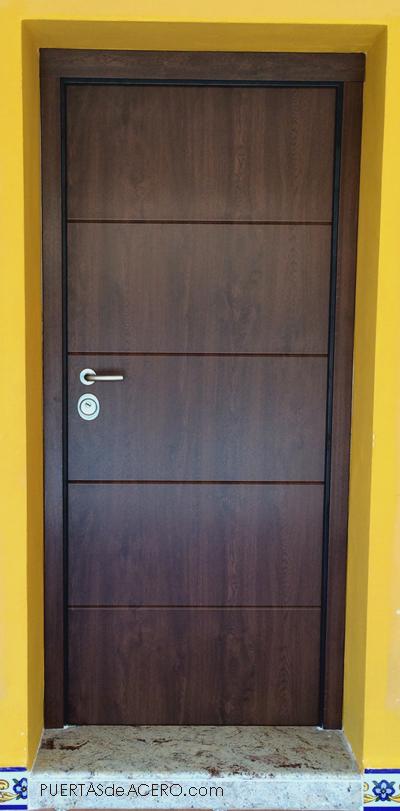 Panel madera nogal 07 para exterior
