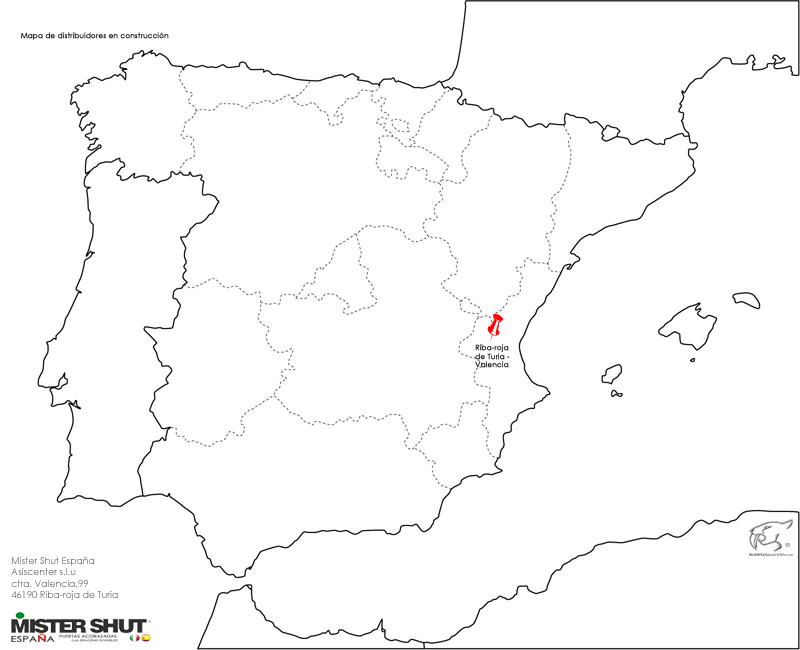 proxima configuración de distribuidores en España