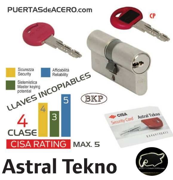 Astral tekno incopiables