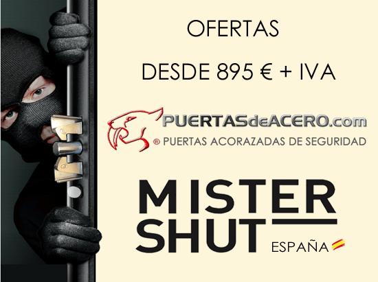 puertas desde 895 euros + iva
